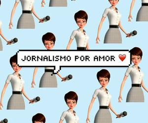 faculdade, jornalismo, and profissão image