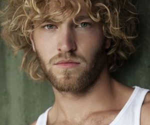 blonde, boy, and surfer image