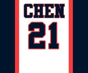 exo, Chen, and wallpaper image