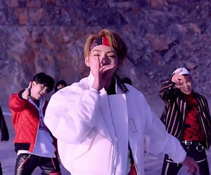 bts, not today, and v image