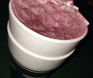 drink, lean, and pink image