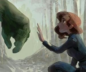 Hulk, Marvel, and Avengers image
