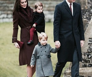 family, kate, and william image