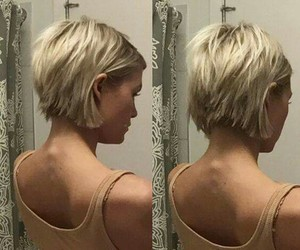 hair, trendy, and want image