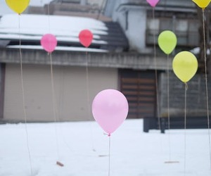 balloons and happy image