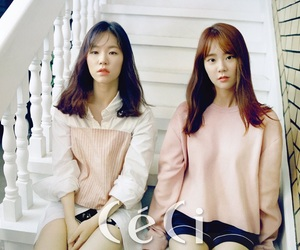 korean actress, kactress, and ceci image