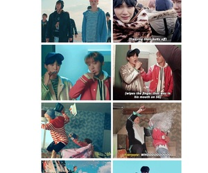 bts, spring day, and bts meme image