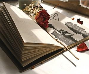 art, paperman, and dibujos image