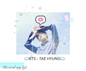 edit, spring day, and v image