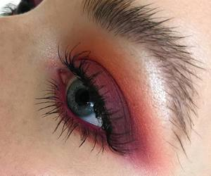 closeup, eyeshadow, and fashion image