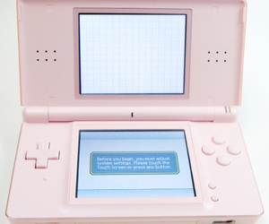 pink, nintendo, and tumblr image
