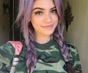 beautiful, girl, and nice image
