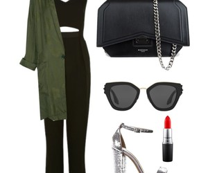Givenchy, outfit, and Polyvore image