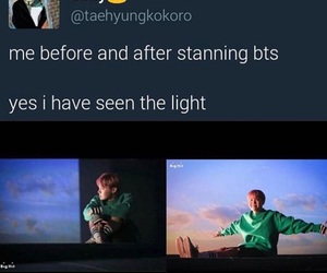 jin, v, and bts meme image