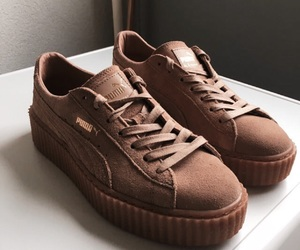 shoes, fashion, and puma image