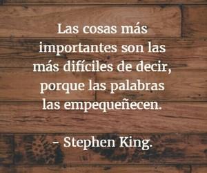 frase, Stephen King, and tublr image