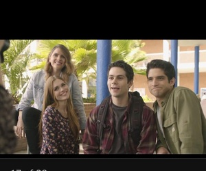 mtv, tyler posey, and teen wolf image