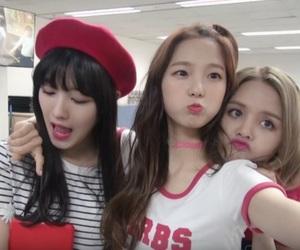 clc, kpop, and choi yujin image