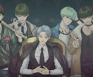 bts, fanart, and jin image
