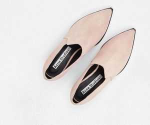 shoes and acne studios image
