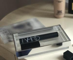 mac, nars, and pretty image