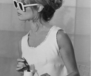 girl, retro, and vintage image