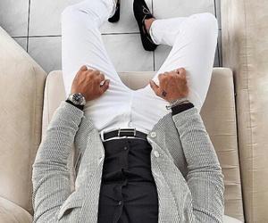 style, men, and fashion image