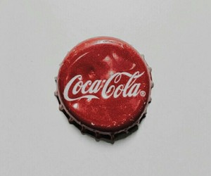 coca cola, red, and aesthetic image