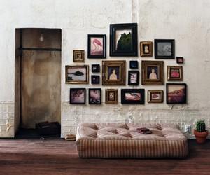 art, room, and interior image
