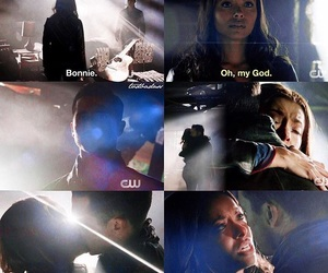 tvd, bonnie bennett, and love image