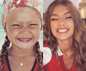 girl, gigi hadid, and model image