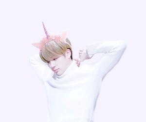 jin, unicorn, and bts image