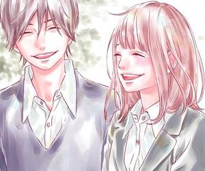 orange, manga, and anime image