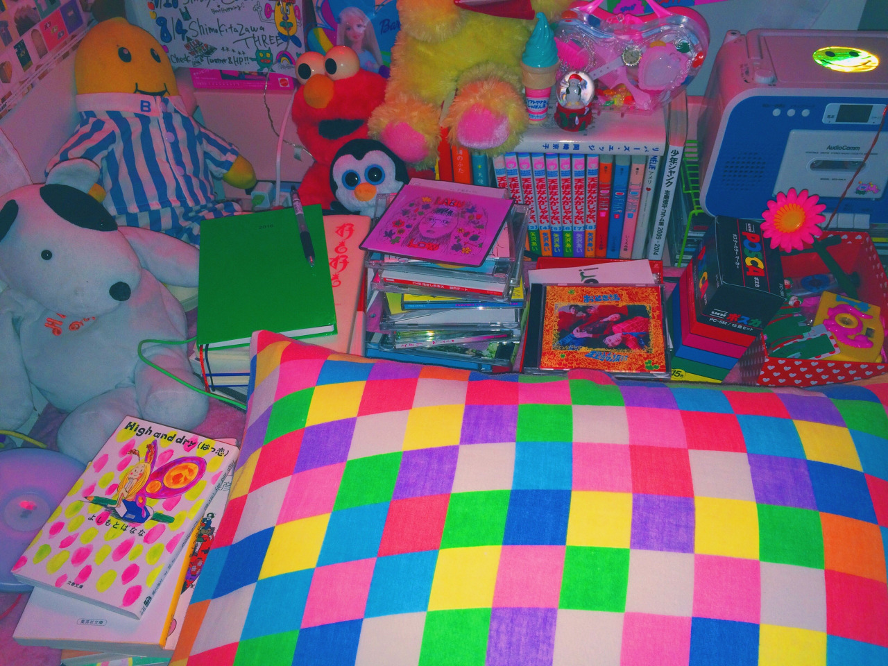 90s, grunge, and pastel image