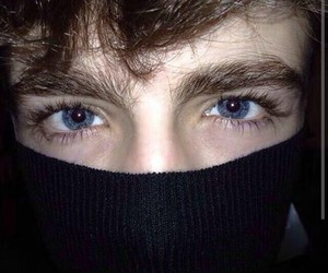 boys, aesthetic, and eyes image