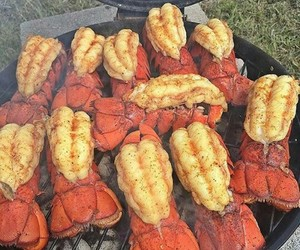 lobster and food image