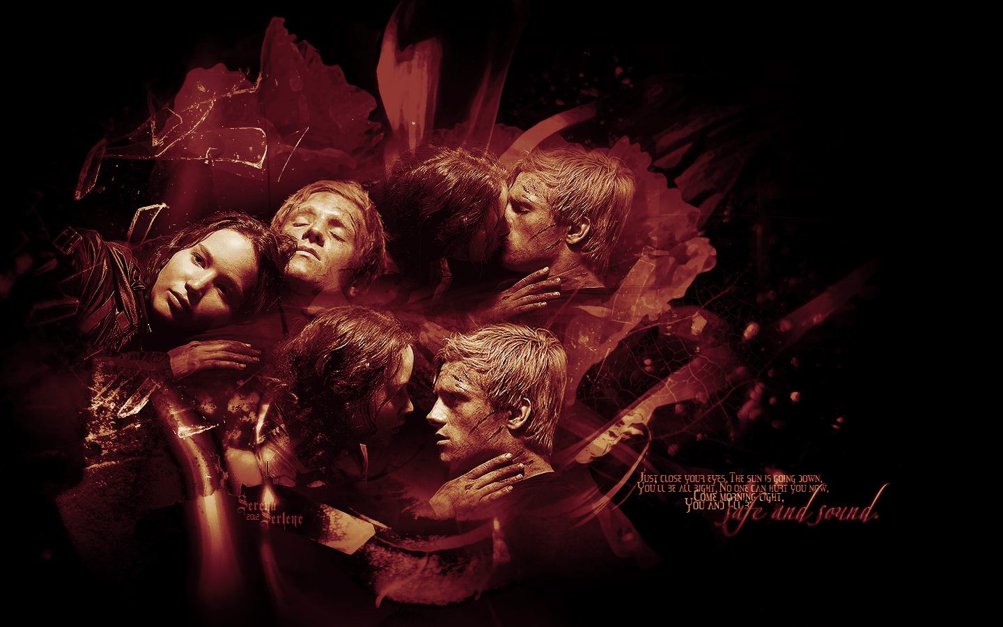 The Hunger Games The Hunger Games Wallpaper 30394736