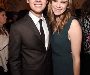 danielle panabaker, the flash, and cole sprouse image