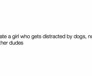 dog, dudes, and quote image