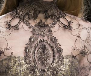 detail, fashion, and runway image