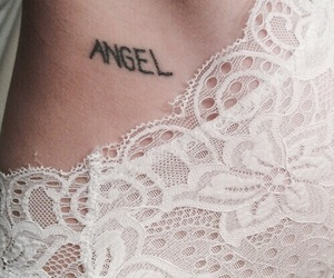 theme, aesthetic, and angel image