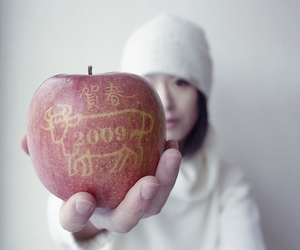 2009, apple, and happy new year image