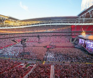 concert, directioners, and one direction image