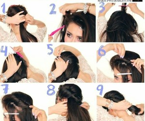 coiffure hair image