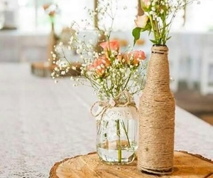 diy, flowers, and idea image