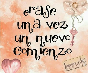 comienzo and frases image