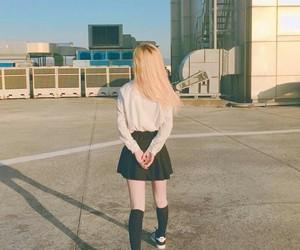 adidas, airport, and korean image