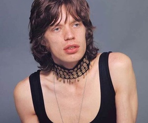 mick jagger, rolling stones, and rock image