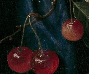 theme, cherry, and dark image