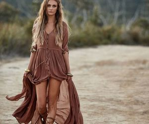 boho, style, and fashion image